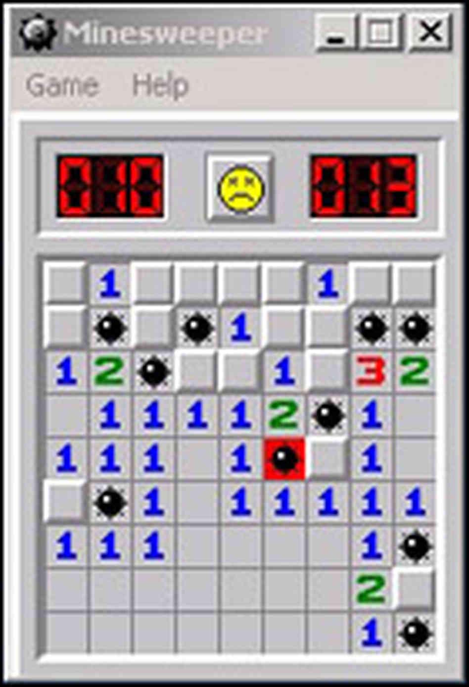 Minesweeper 32 Lyrics
